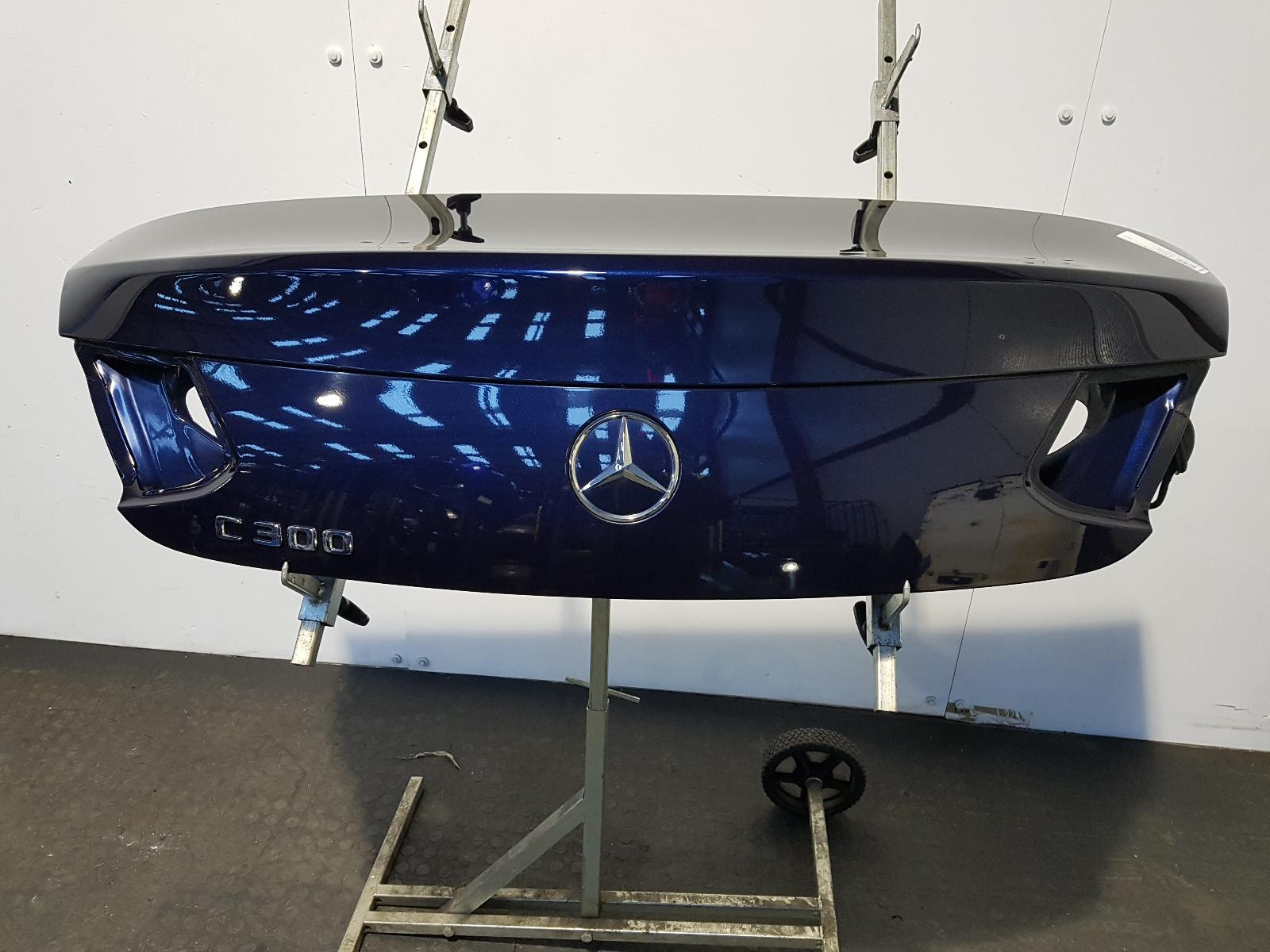 View Auto part Bootlid/Tailgate Mercedes C Class 2019