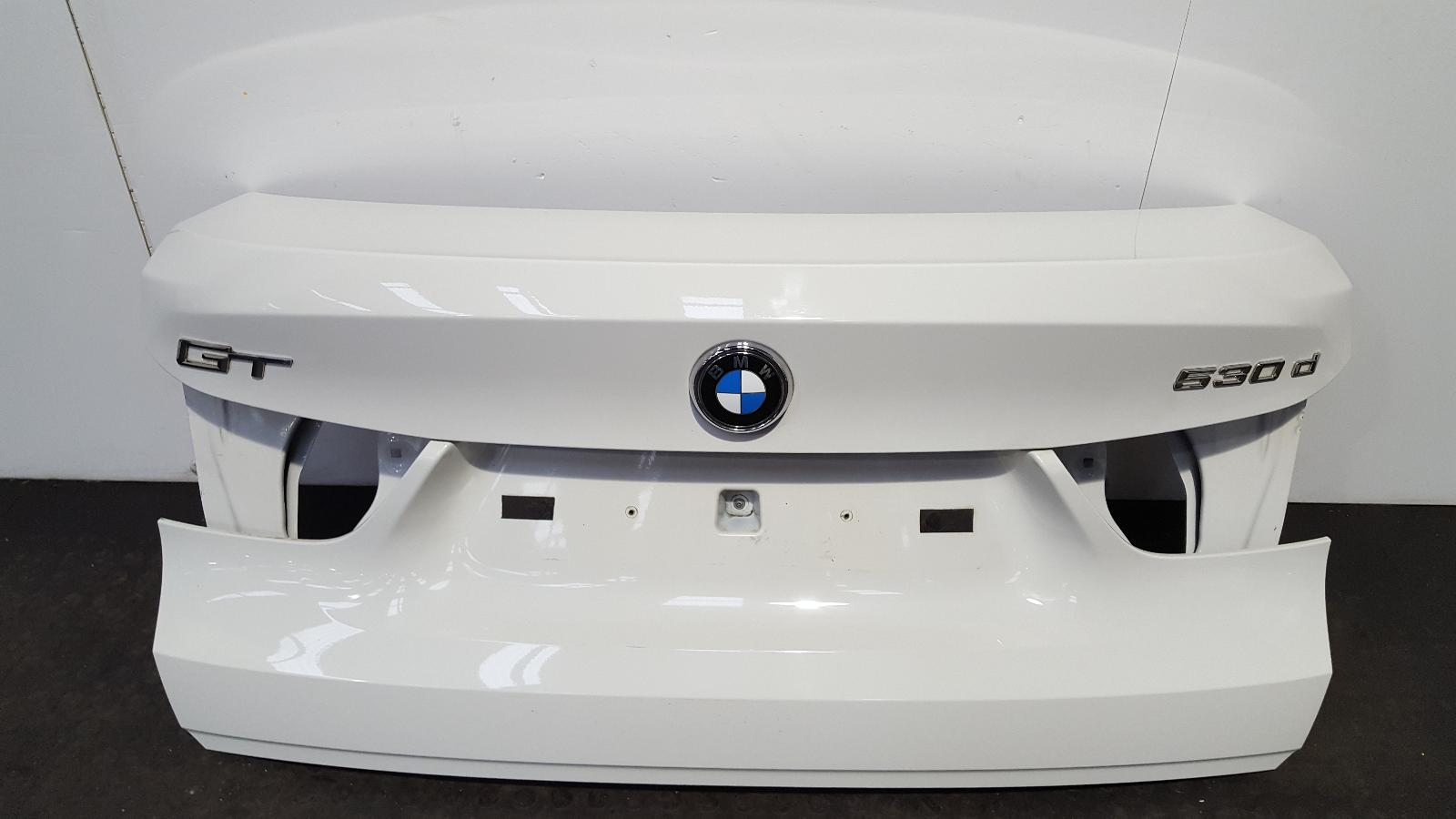 View Auto part Bootlid/Tailgate Bmw 5 Series Gran Turismo (gt) 2013