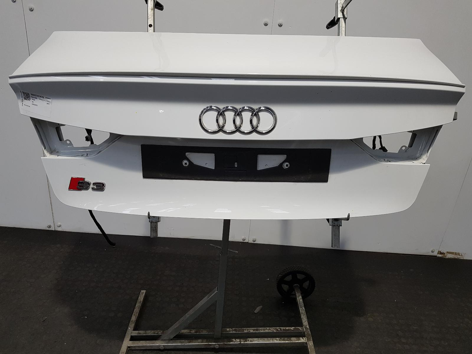 View Auto part Bootlid/Tailgate Audi A3 2017