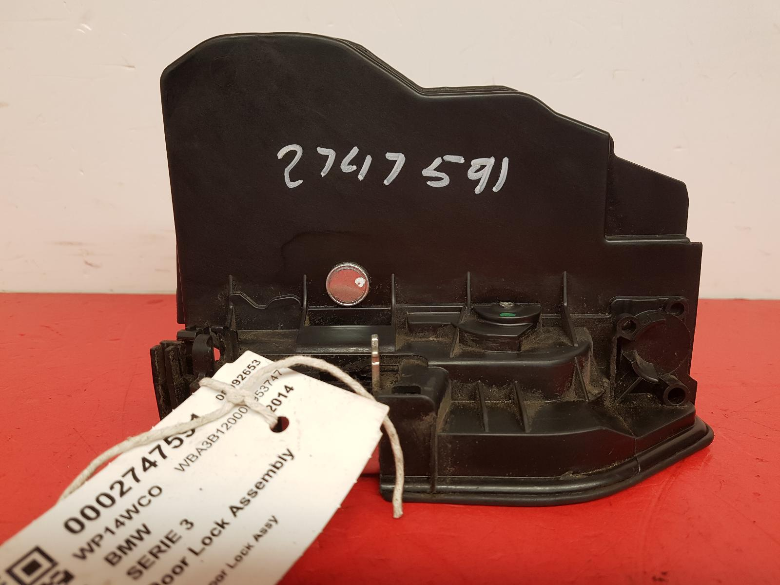 View Auto part Door Lock Assembly Bmw 3 Series 2014