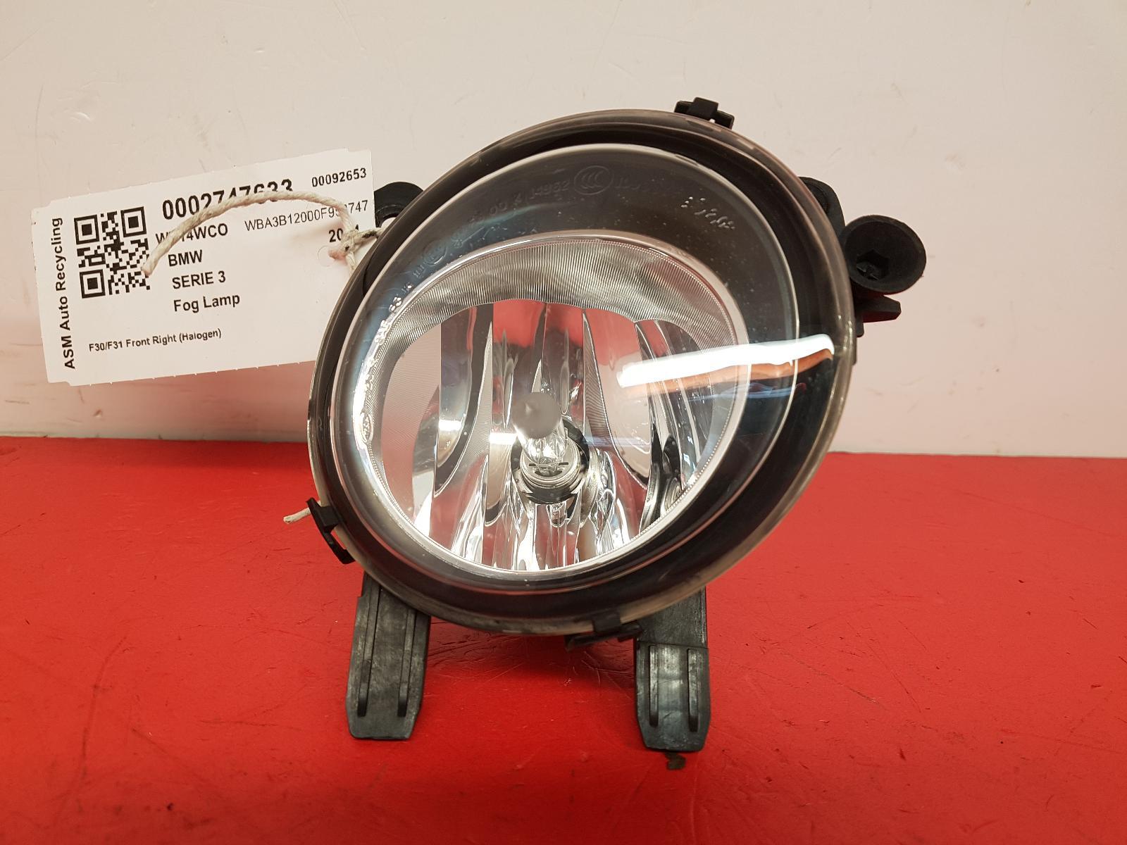 View Auto part Fog Lamp Bmw 3 Series 2014