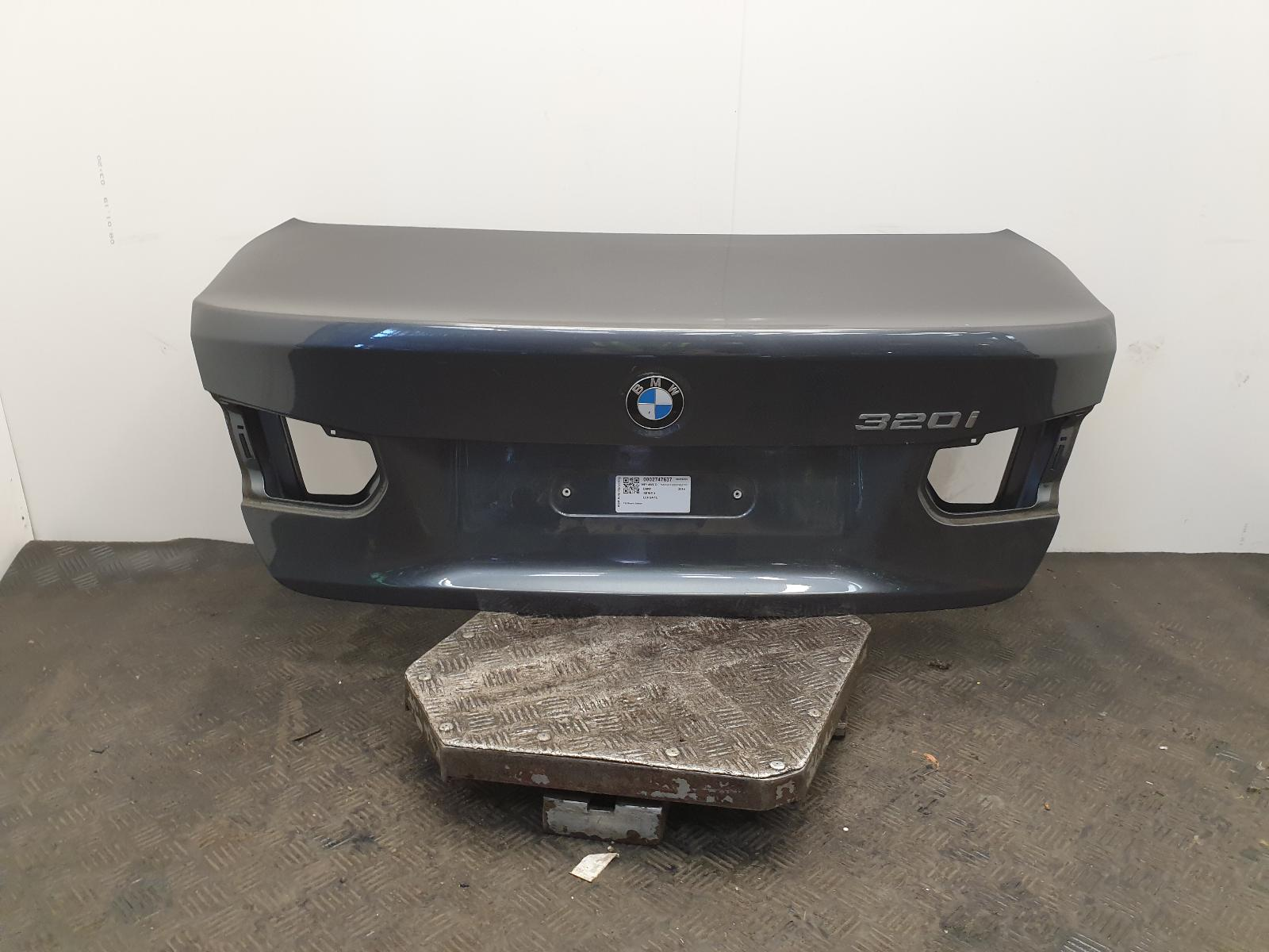 View Auto part Bootlid/Tailgate Bmw 3 Series 2014