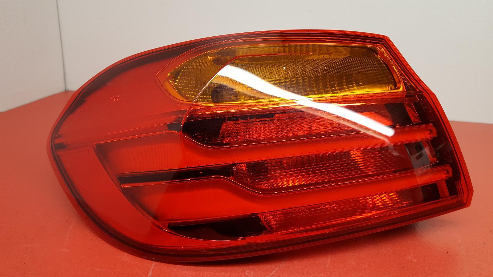 View Auto part L Taillight Bmw 4 Series 2016