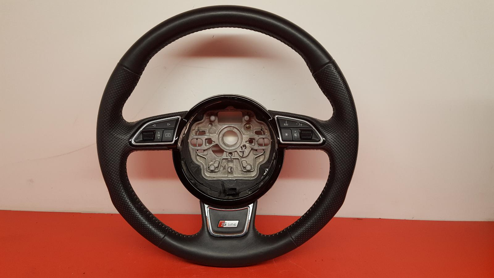 View Auto part Steering Wheel Audi A1 2018
