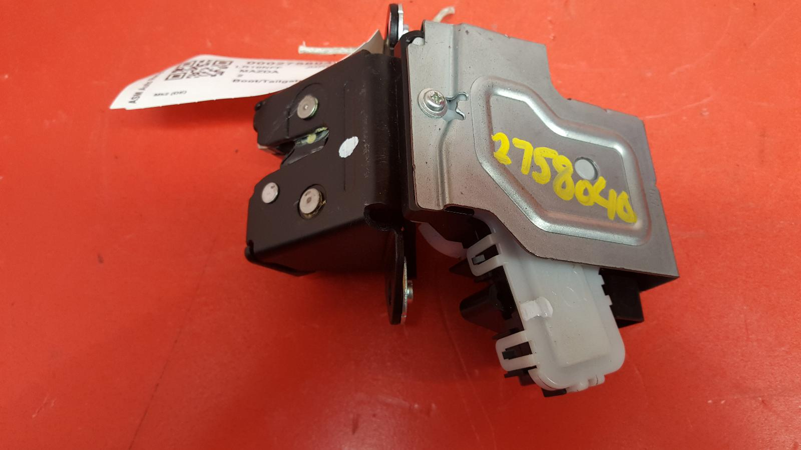 View Auto part Bootlid/Tailgate Lock Mazda 2  2010