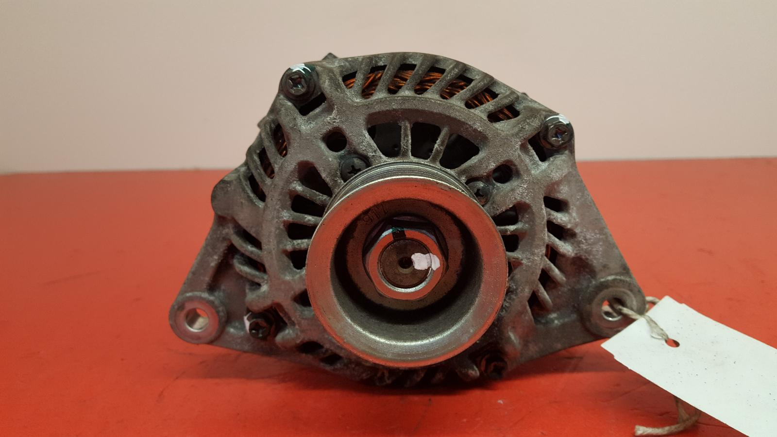 View Auto part Alternator Nissan Micra 2014