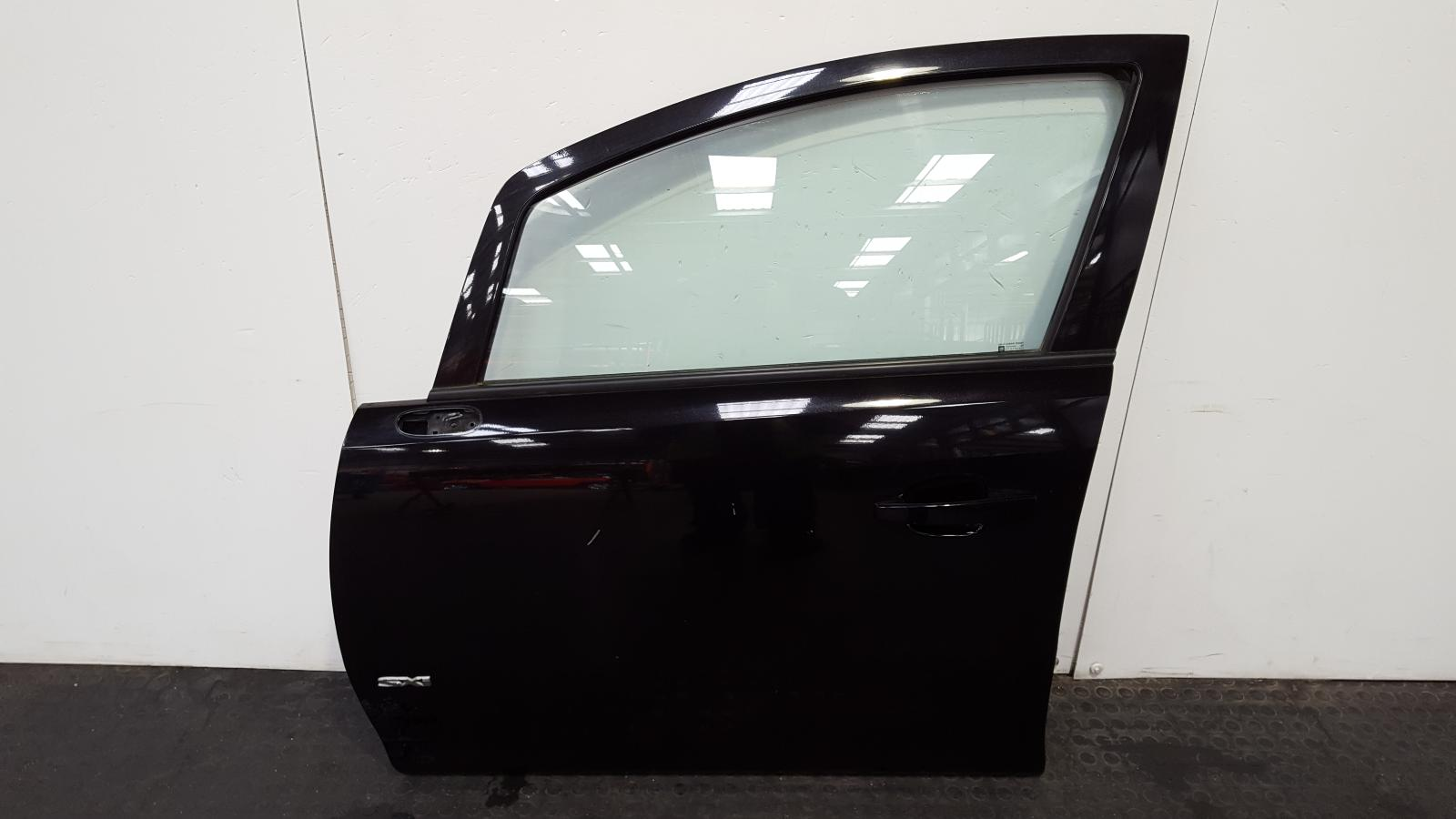 View Auto part L Front Door Vauxhall Corsa 2009