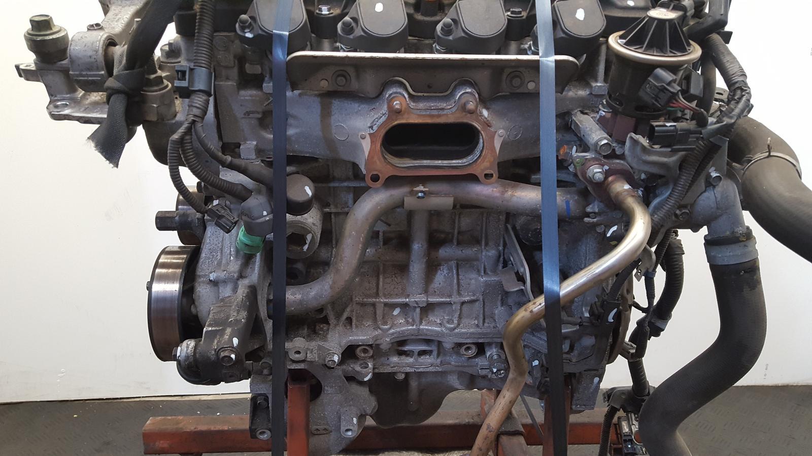 View Auto part Engine Honda Civic 2009