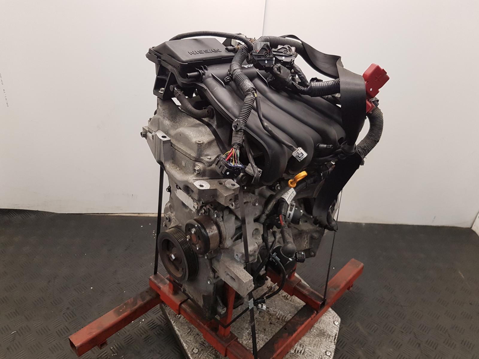 View Auto part Engine Nissan Juke 2013