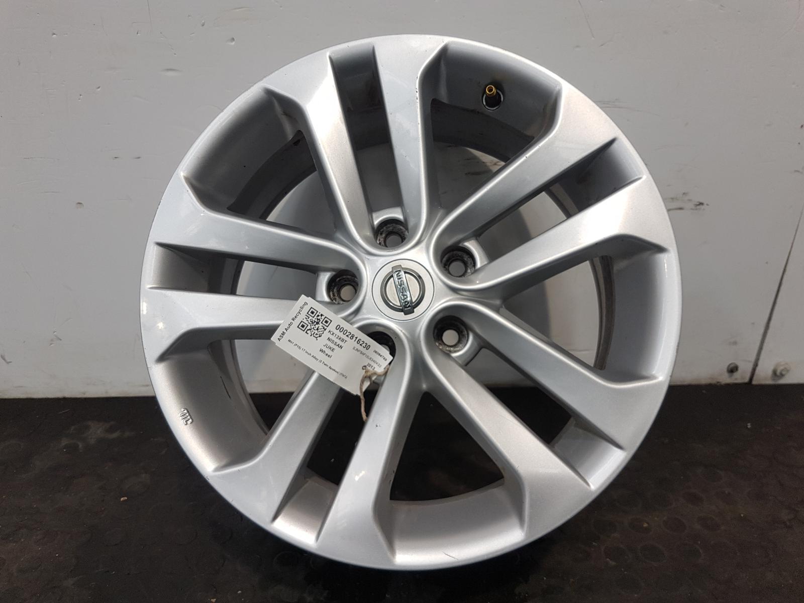 View Auto part Wheel Nissan Juke 2013