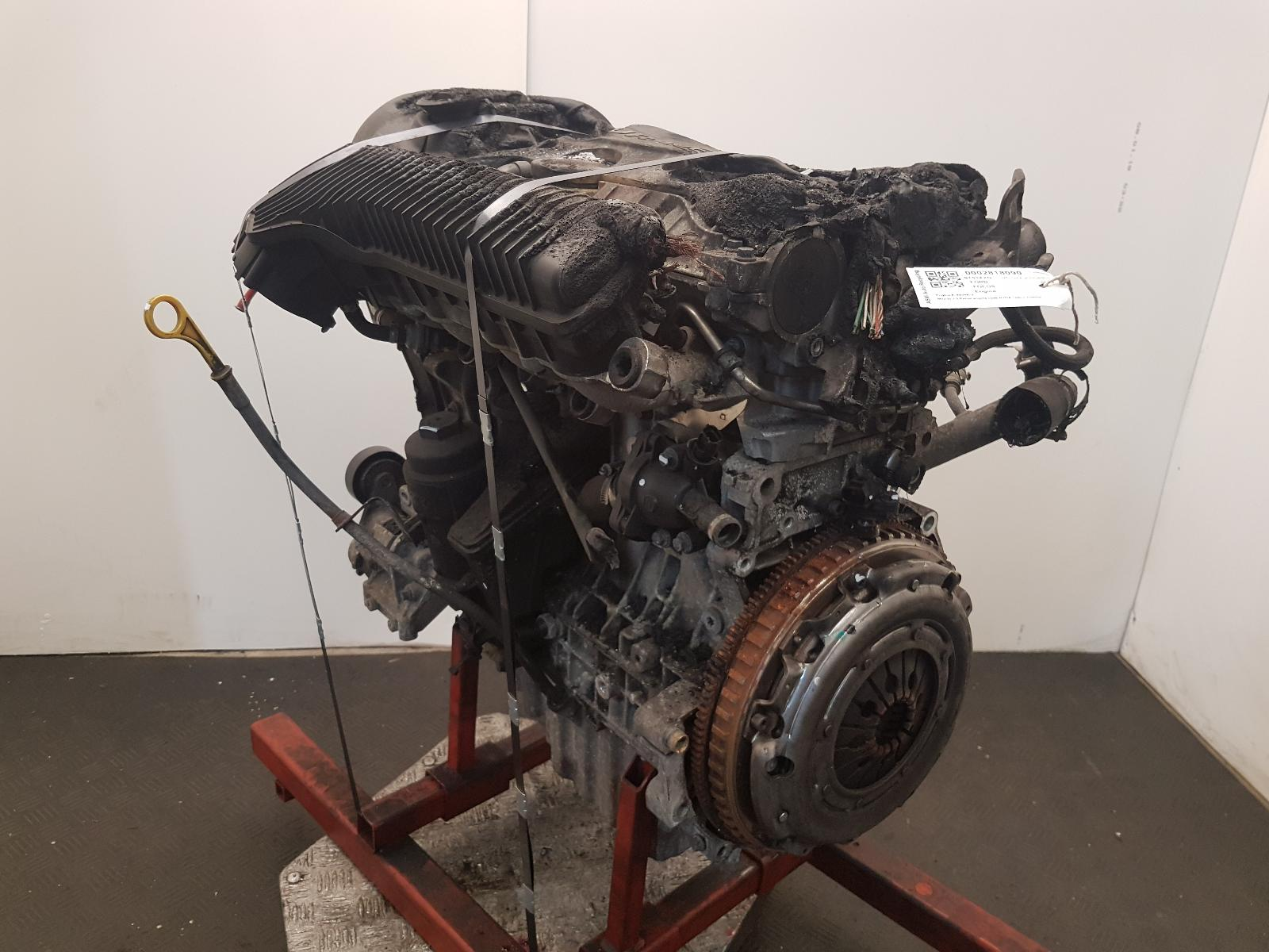 View Auto part Engine Ford Focus 2009