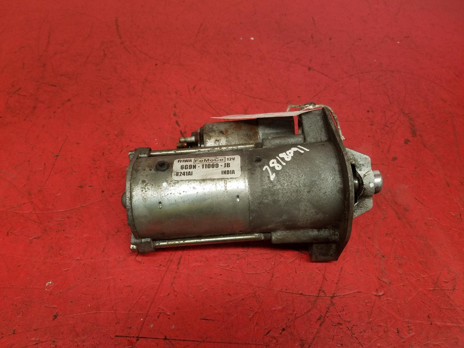 View Auto part Starter Motor Ford Focus 2009
