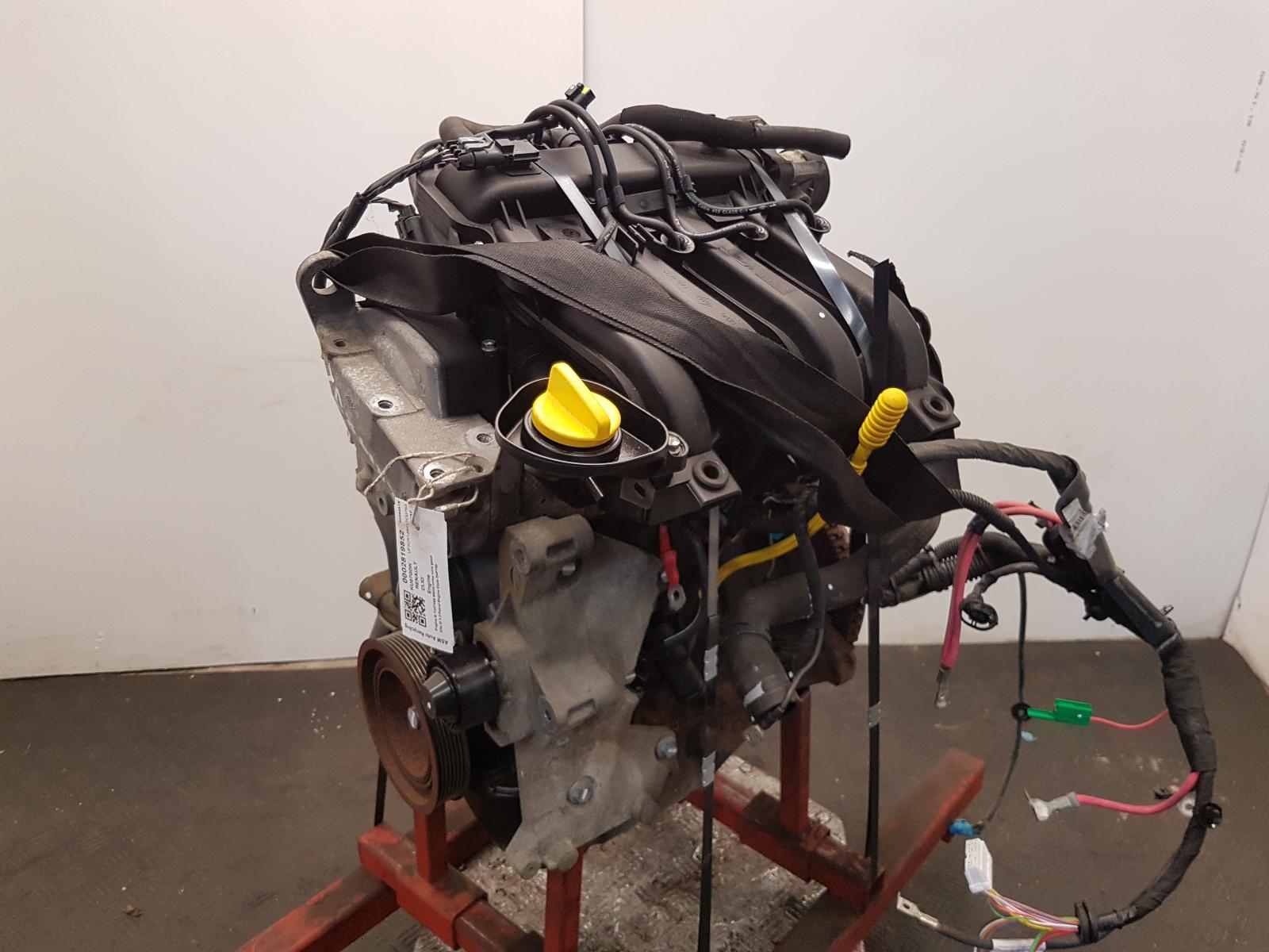 View Auto part Engine Renault Clio 2007