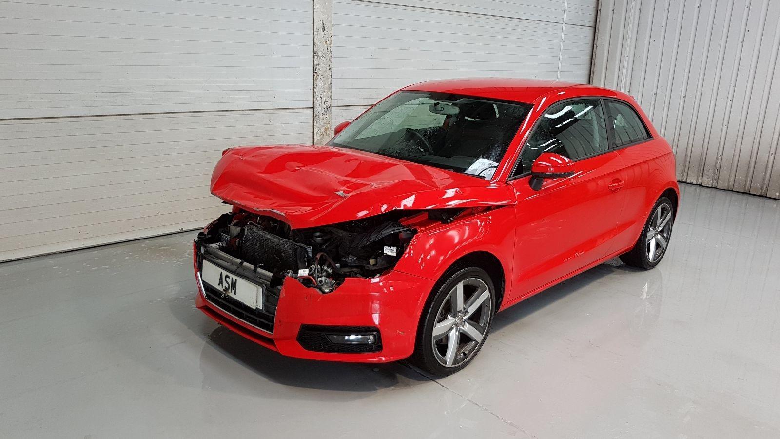 View Auto part Rear Bumper Audi A1 2015