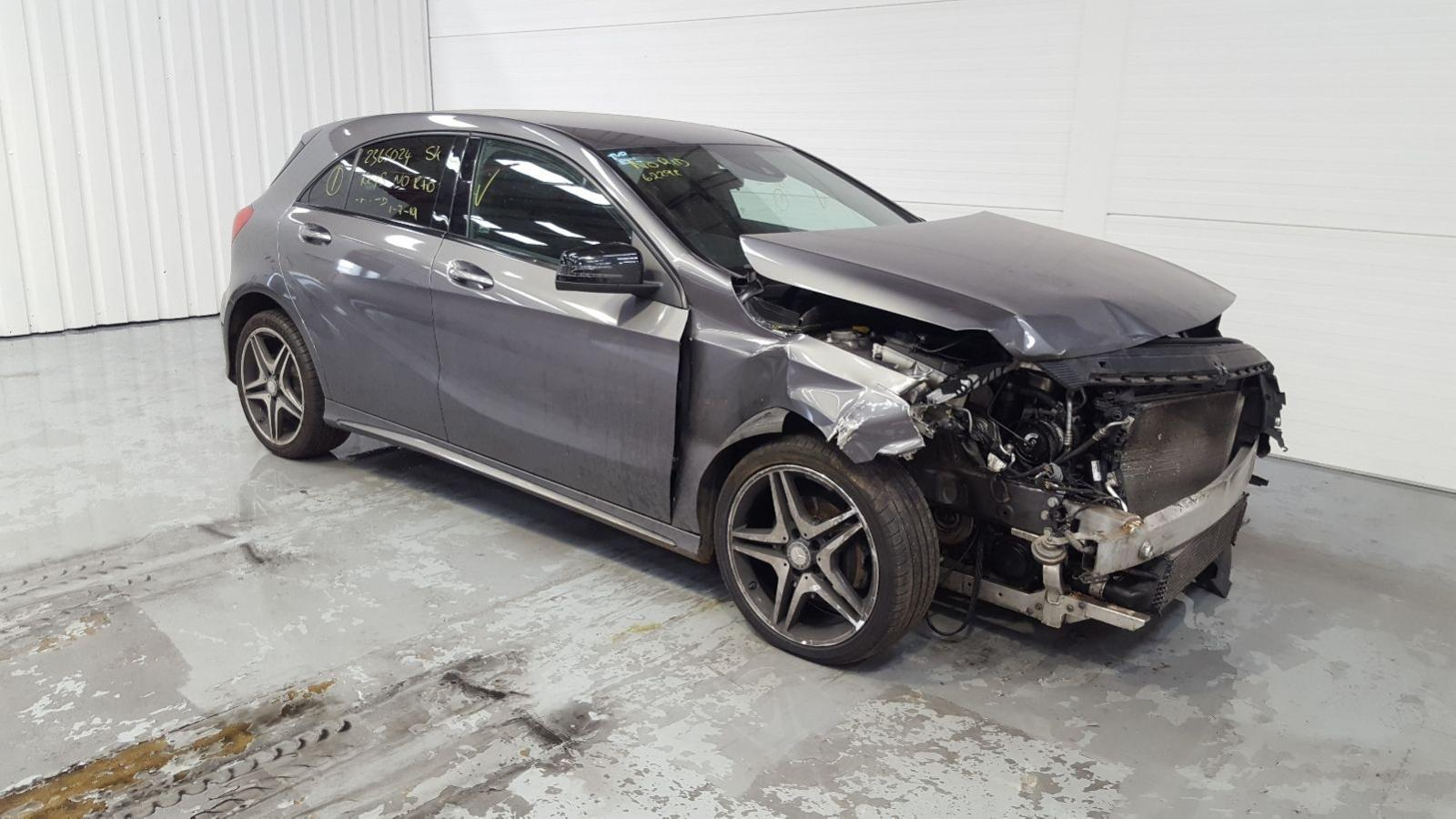 Image for a 2015 Mercedes A Class 2.1 Diesel OM651.930 Engine