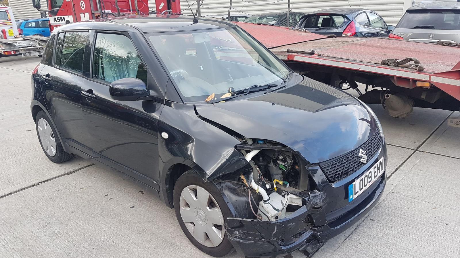 Image for a Suzuki Swift 2009 5 Door Hatchback