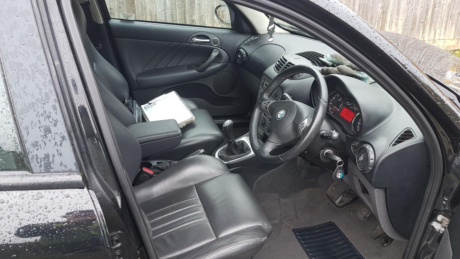 Image for a Alfa Romeo 147 2008 5 Door Hatchback