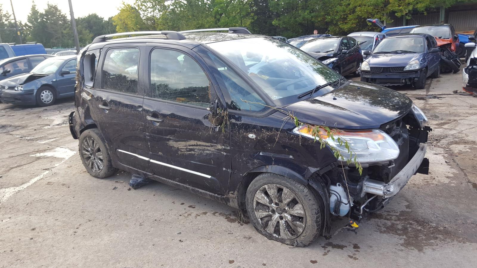 Image for a Citroen C3 Picasso 2014 5 Door Unknown