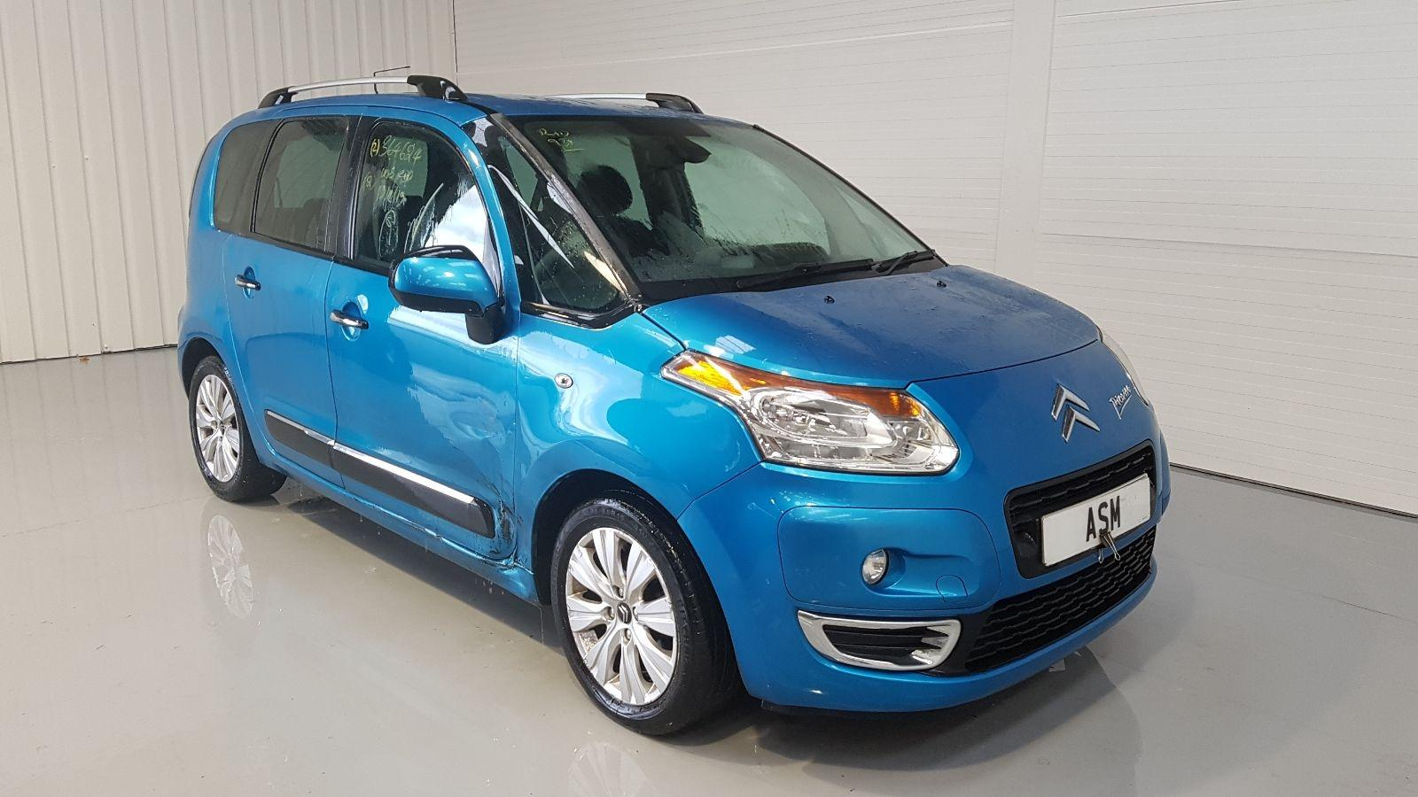 Image for a Citroen C3 Picasso 2010 5 Door Unknown