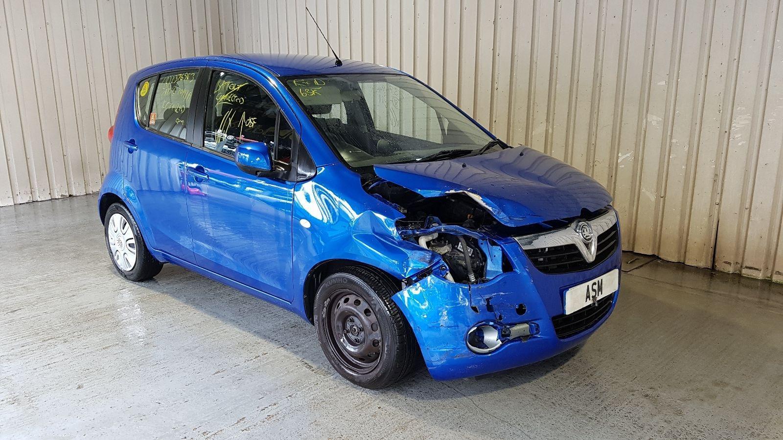 Image for a 2012 Vauxhall Agila 1.2 Petrol K12B Engine