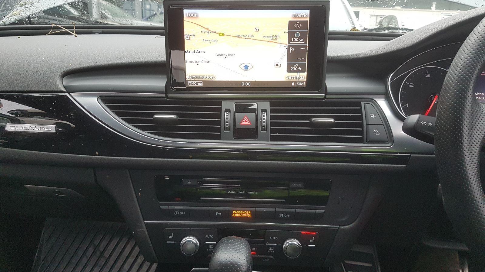 View Auto part Glove Box Audi A6 2016