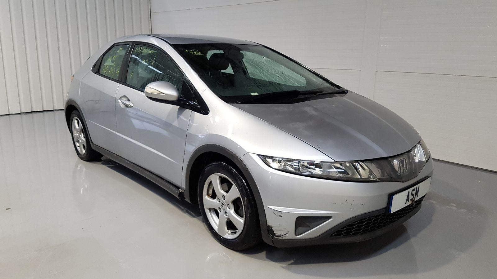 Image for a Honda Civic 2009 5 Door Unknown