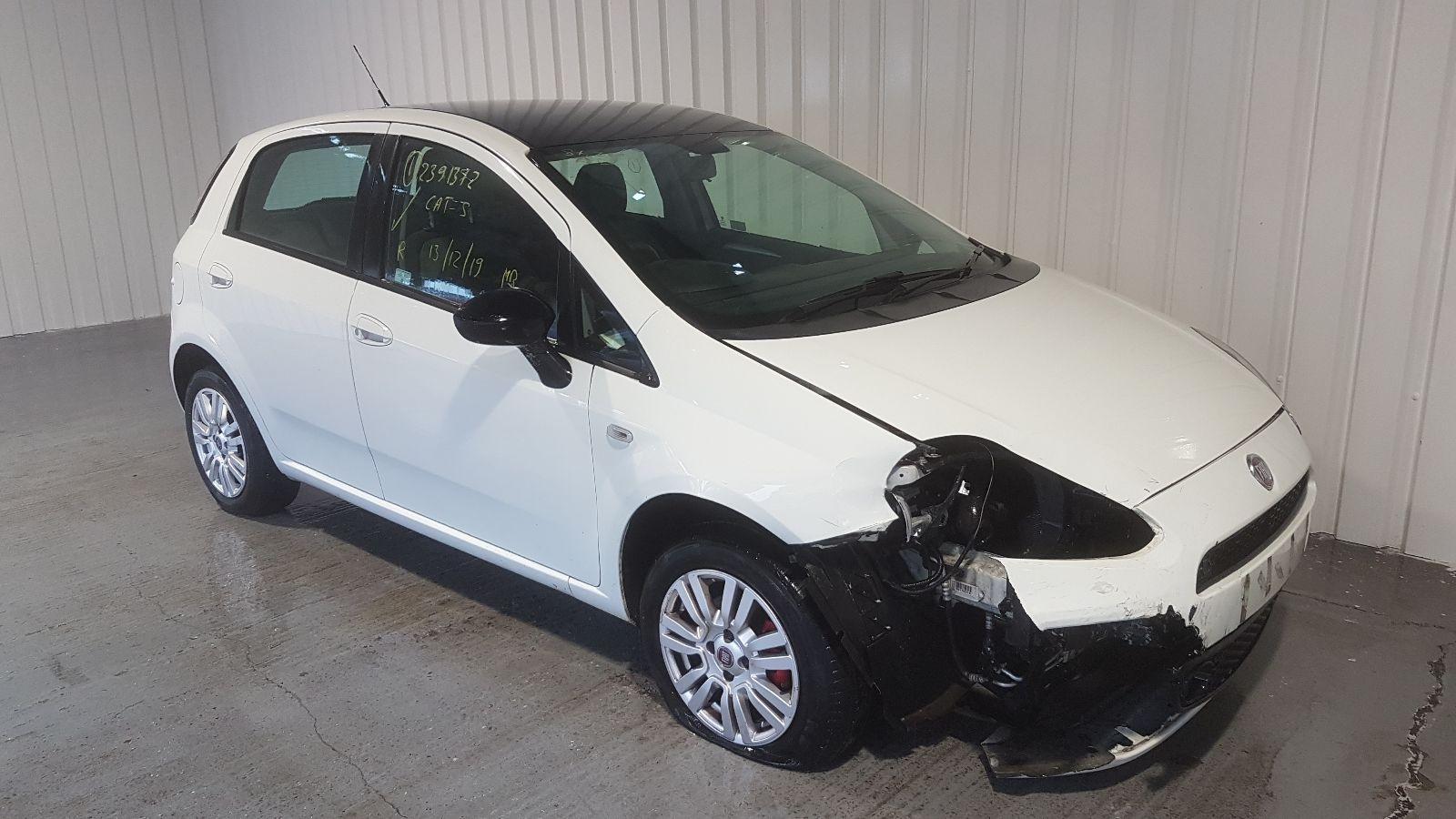 Image for a Fiat Punto 2012 5 Door Hatchback