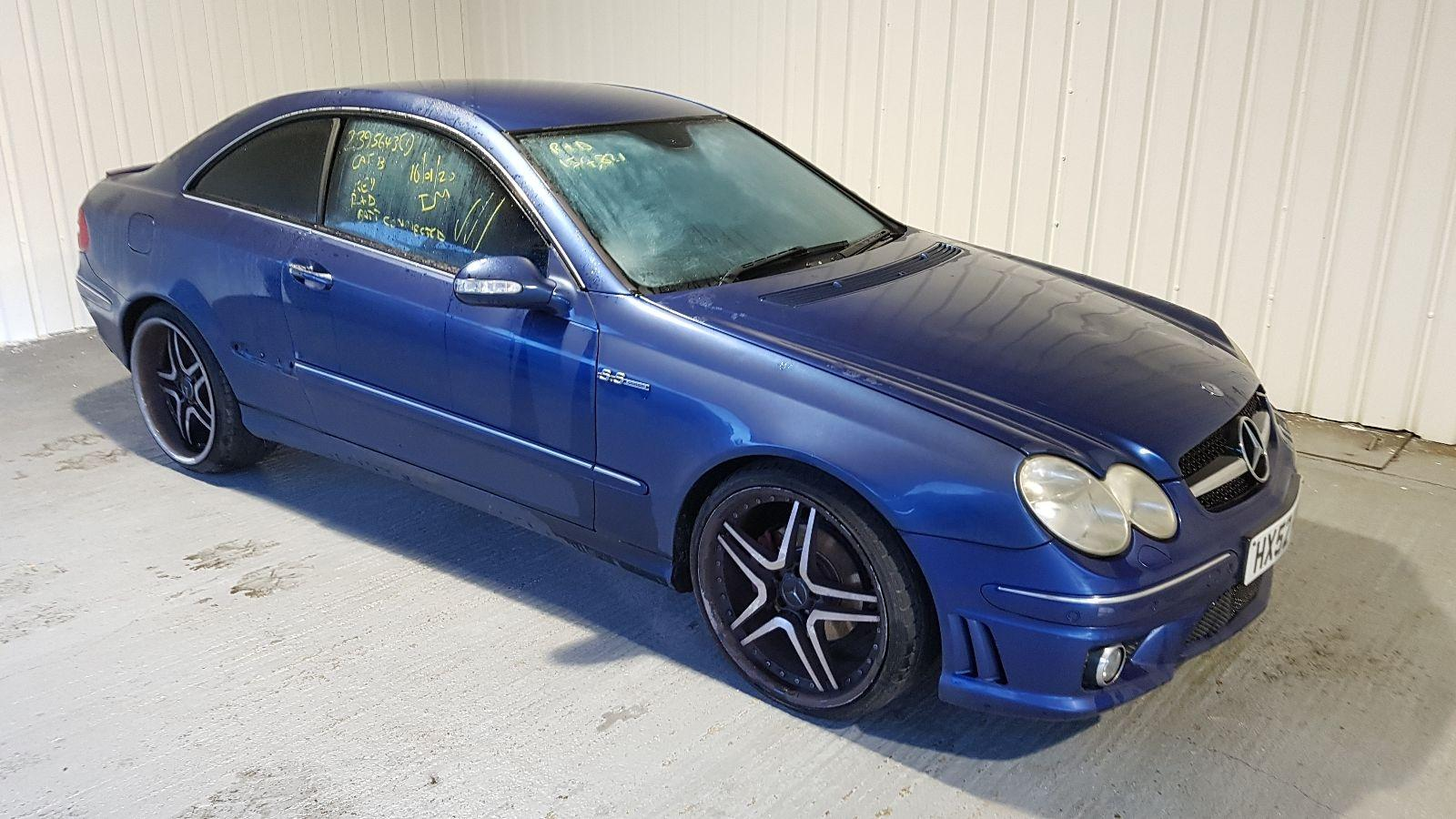 Image for a 2002 Mercedes Clk 3.2 Petrol  Engine