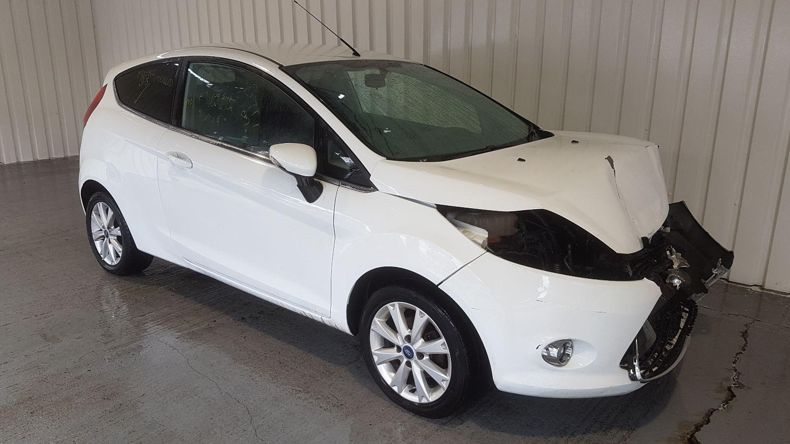 Image for a Ford Fiesta 2011 3 Door Unknown