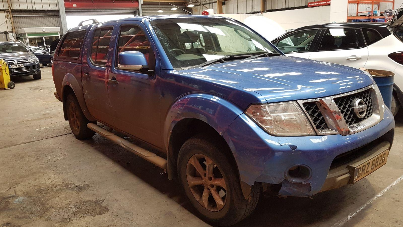 Image for a Nissan Navara 2010 Unknown Pickup