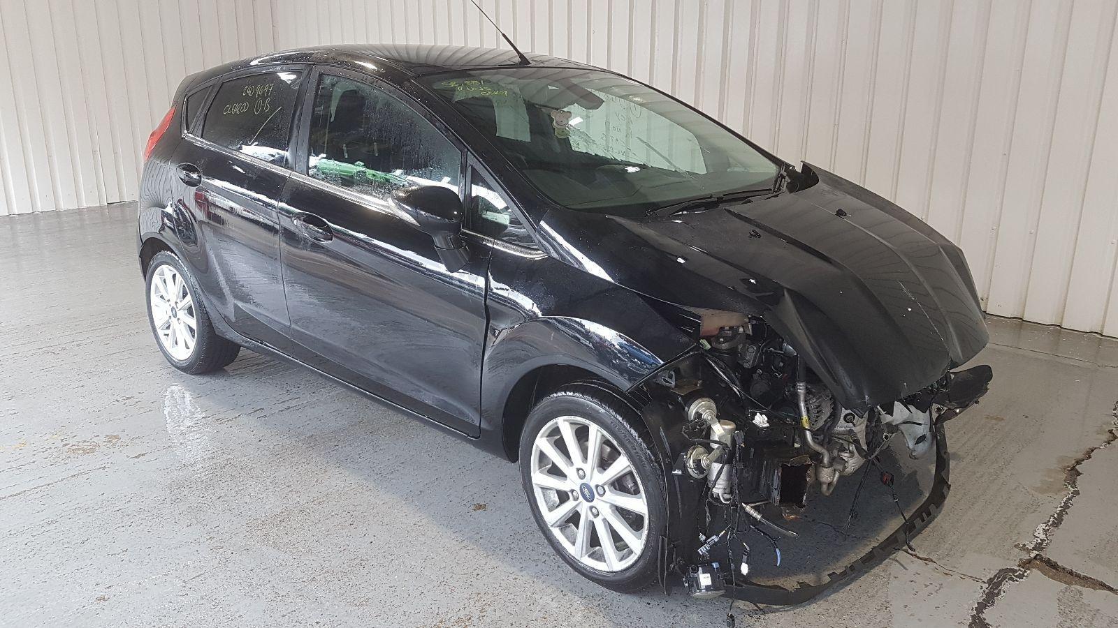Image for a Ford Fiesta 2015 5 Door Hatchback