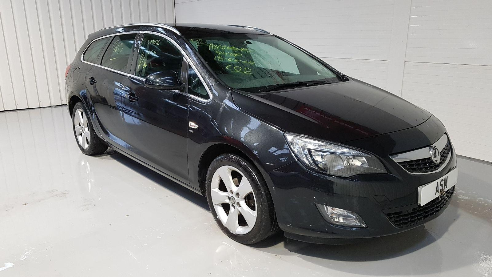 Image for a 2012 Vauxhall Astra 1.6 Petrol A16XER Engine