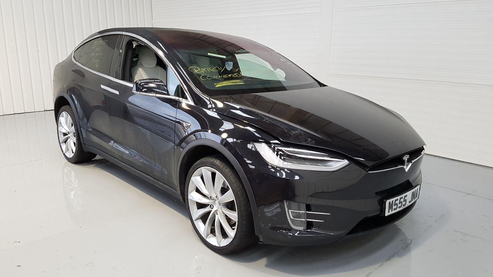 Image for a 2017 Tesla Model X 0 Electric L2S-X100D Engine