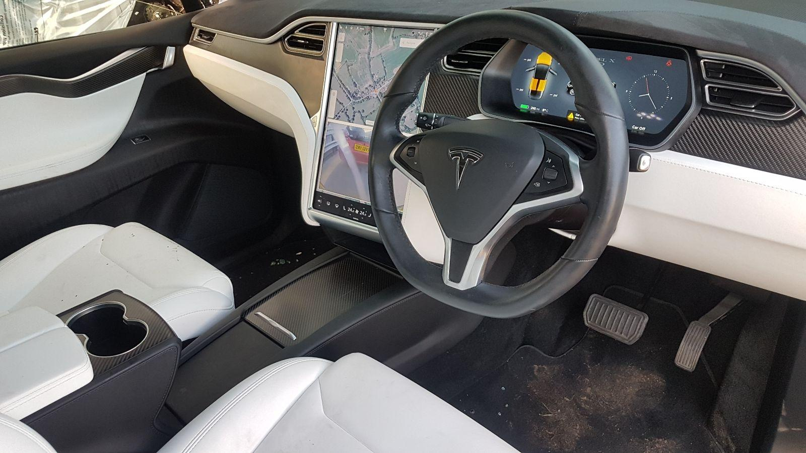 Image for a 2017 Tesla Model X 0 Electric L2S-X100D Engine