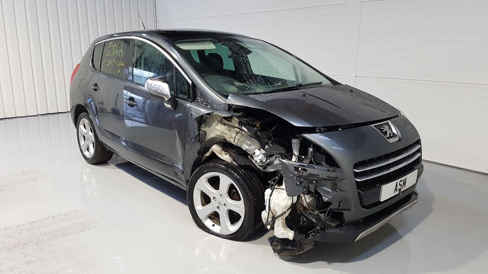 View Auto part Peugeot 3008 2012 5 Door Hatchback