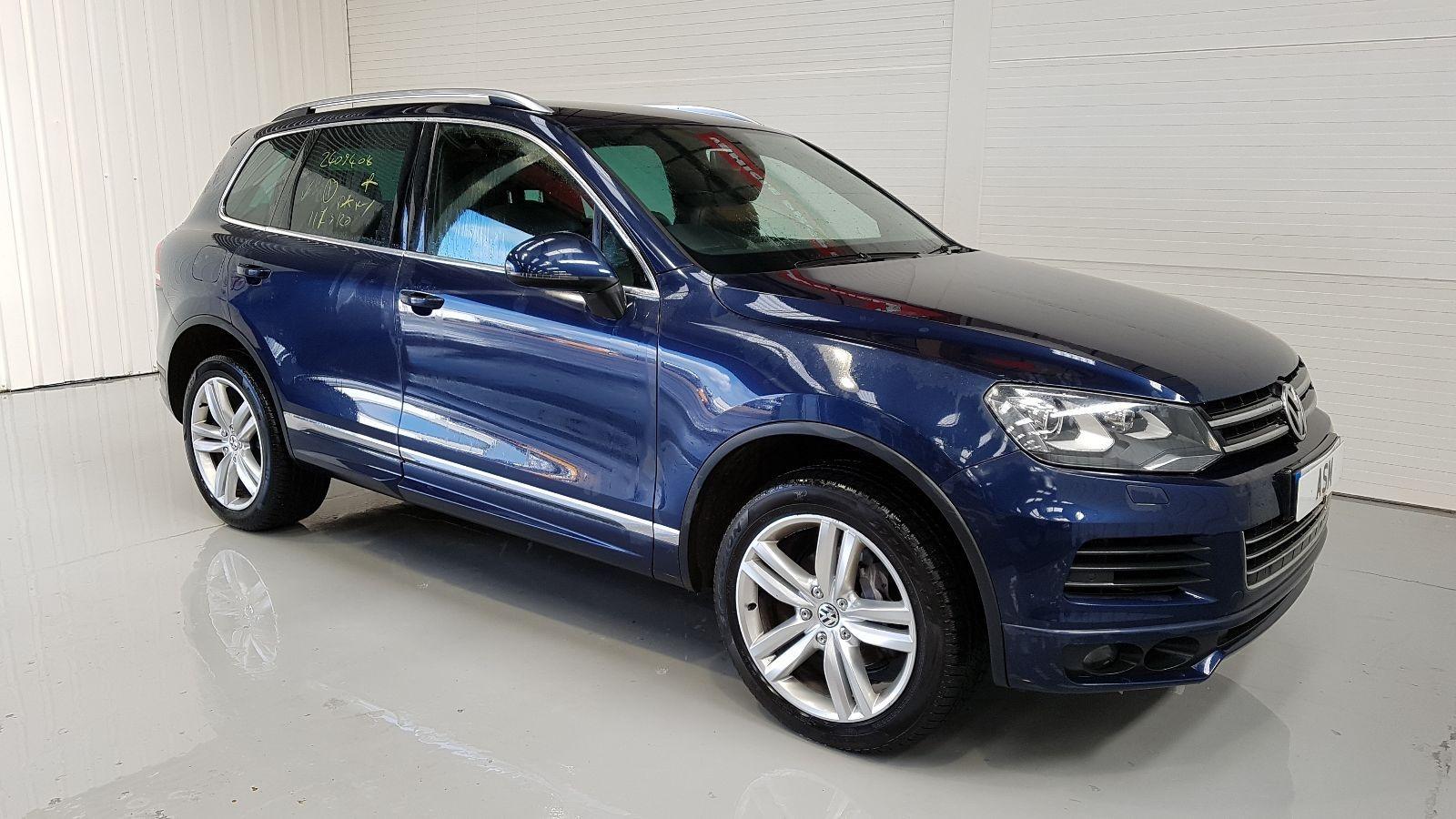 Image for a Volkswagen Touareg 2013 5 Door Estate