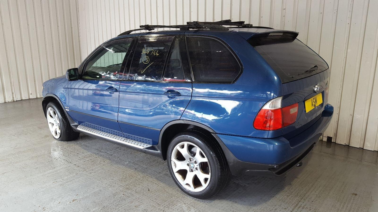 View Auto part Bmw X5 2003 5 Door Estate