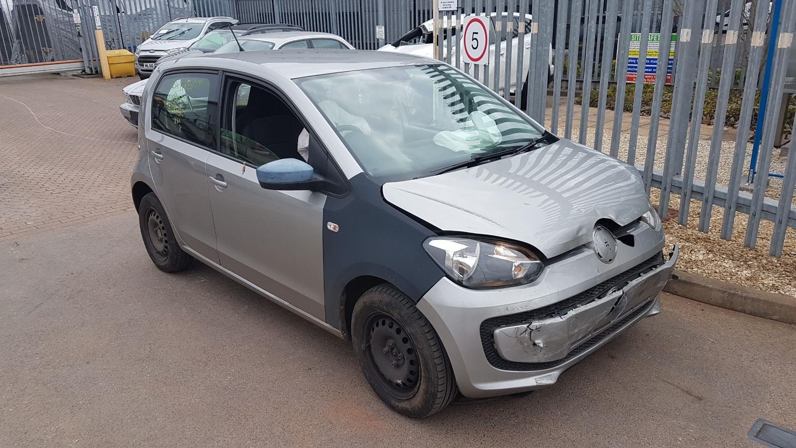 Image for a Volkswagen Up 2014 5 Door Hatchback