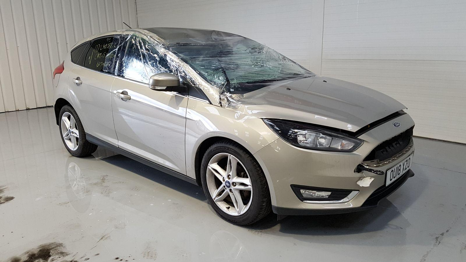 Image for a Ford Focus 2018 5 Door Unknown