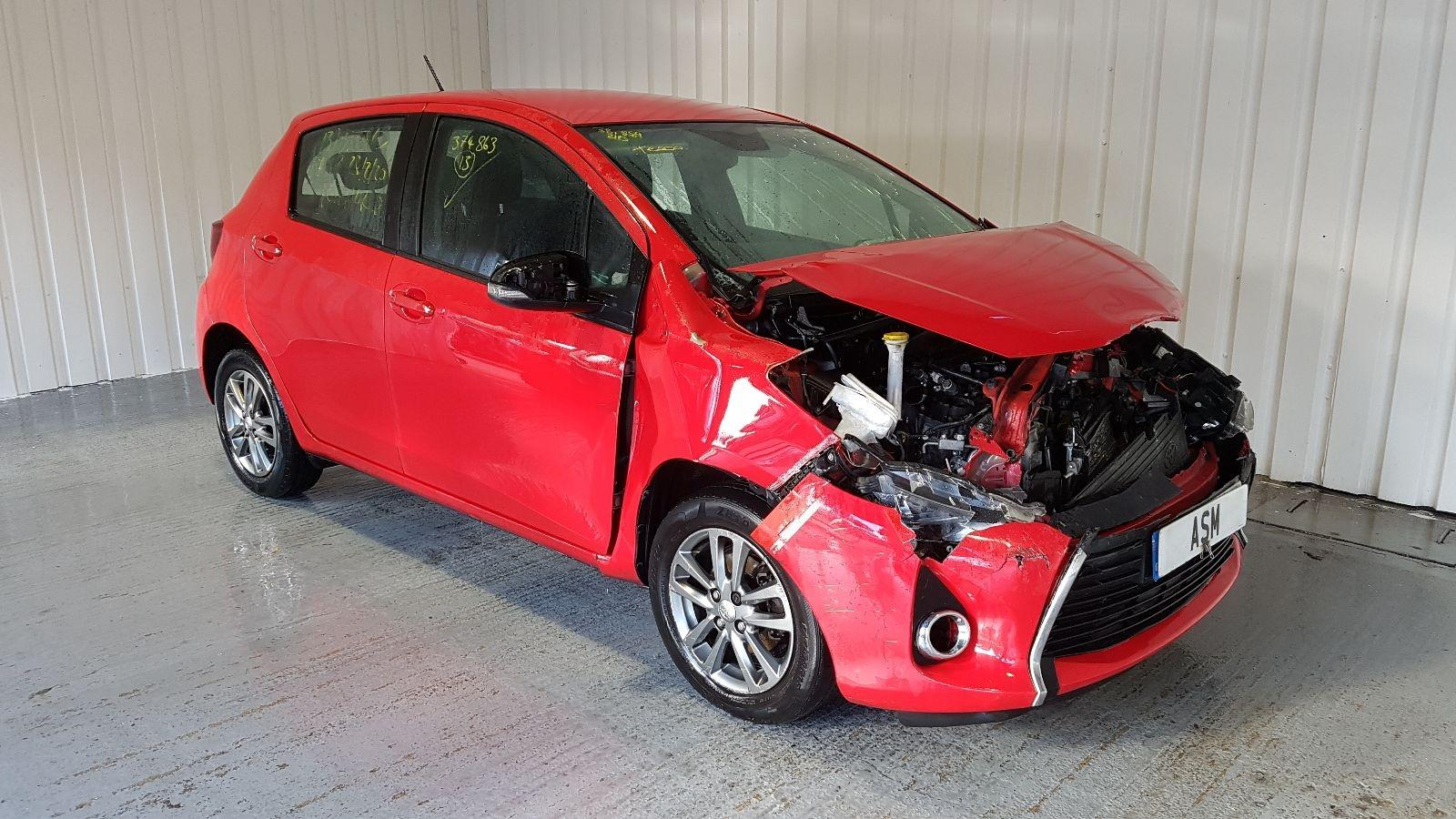 Image for a 2015 Toyota Yaris 1.3 Petrol 1NR-FE Engine