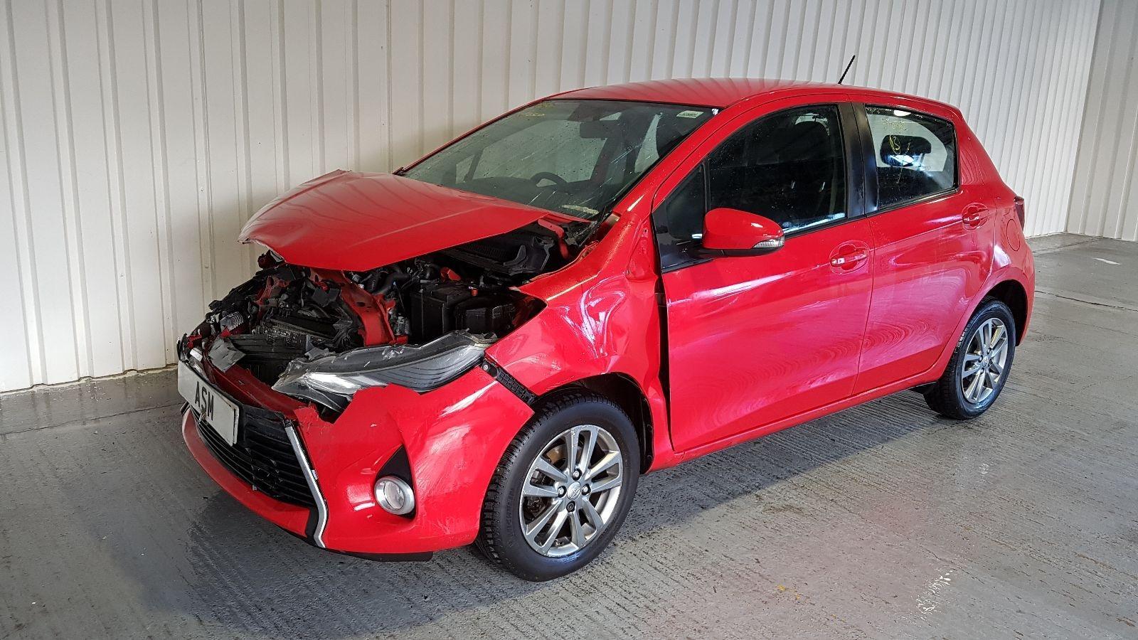 View Auto part Engine Toyota Yaris 2015