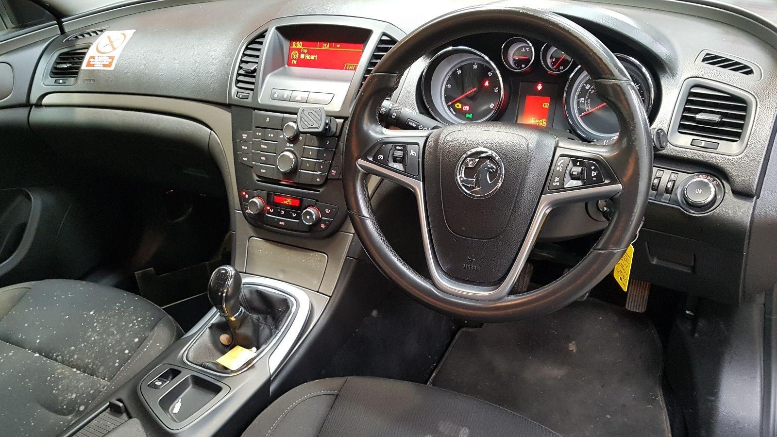 View Auto part Vauxhall Insignia 2011 5 Door Hatchback