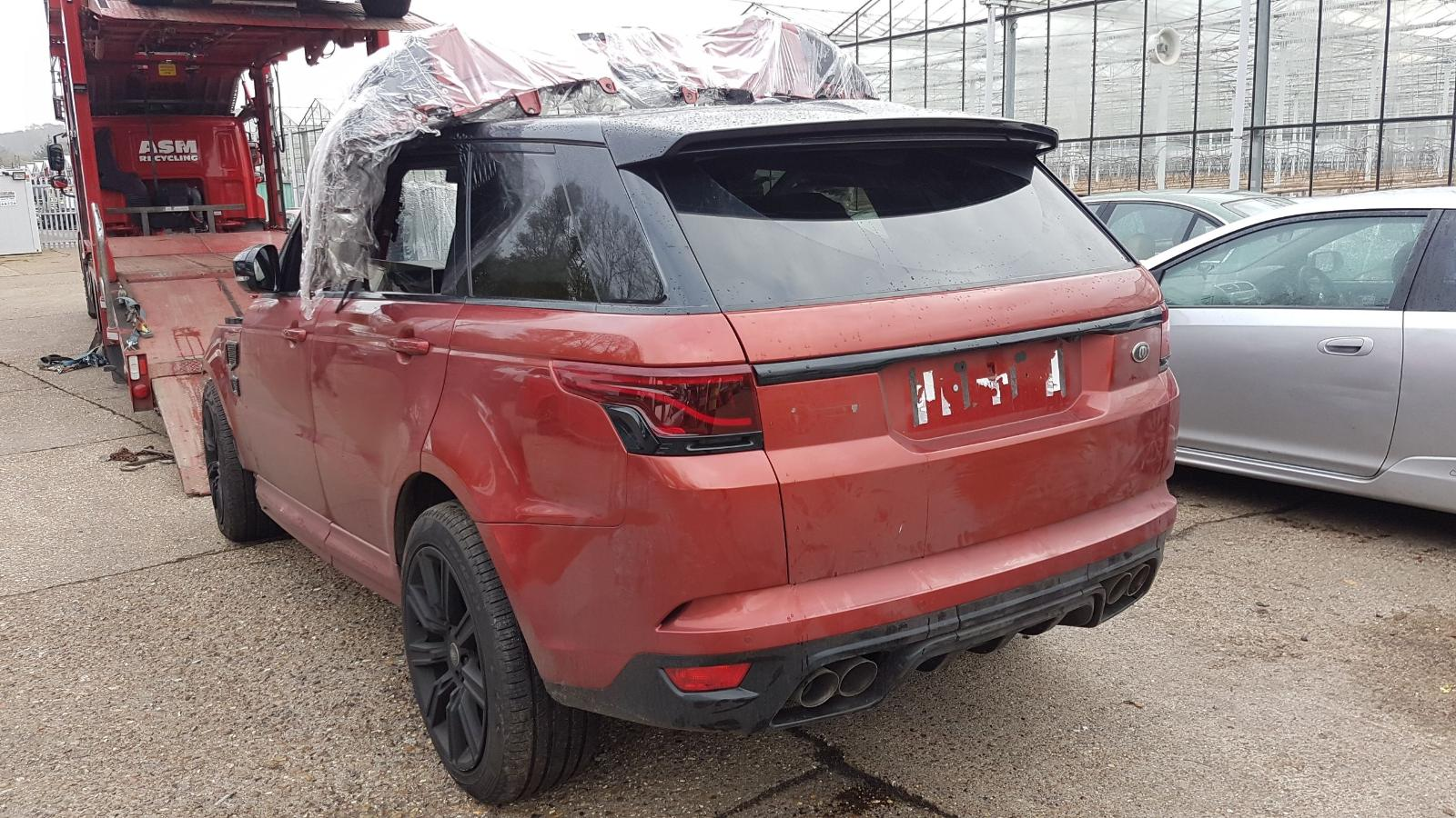 View Auto part Land Rover Range Rover Sport 2014 5 Door Estate