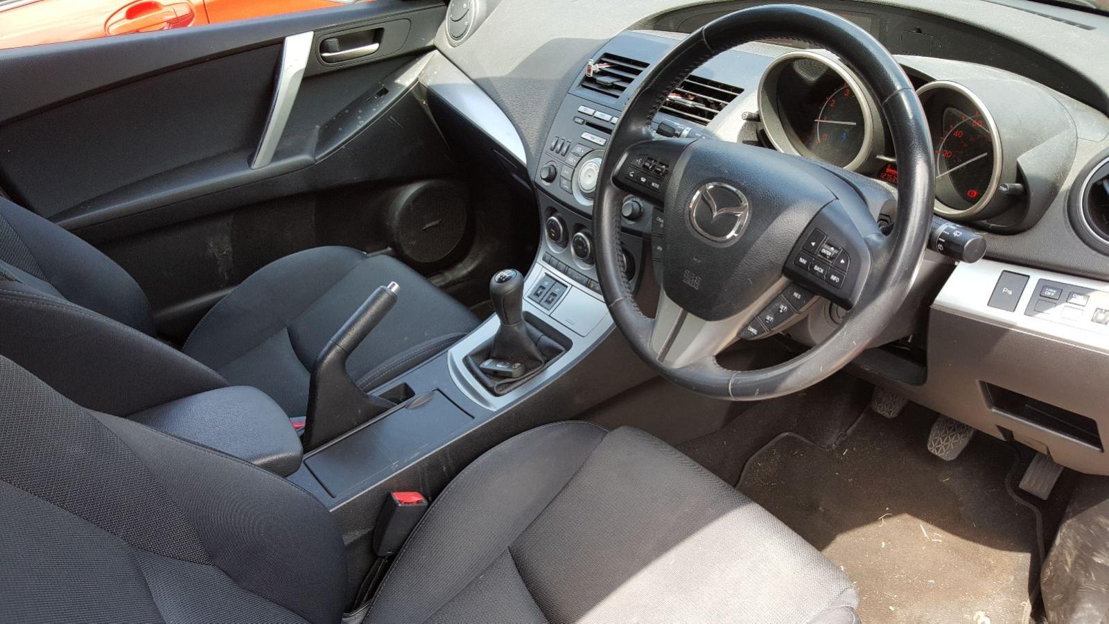 View Auto part Mazda 3 2009 5 Door Hatchback