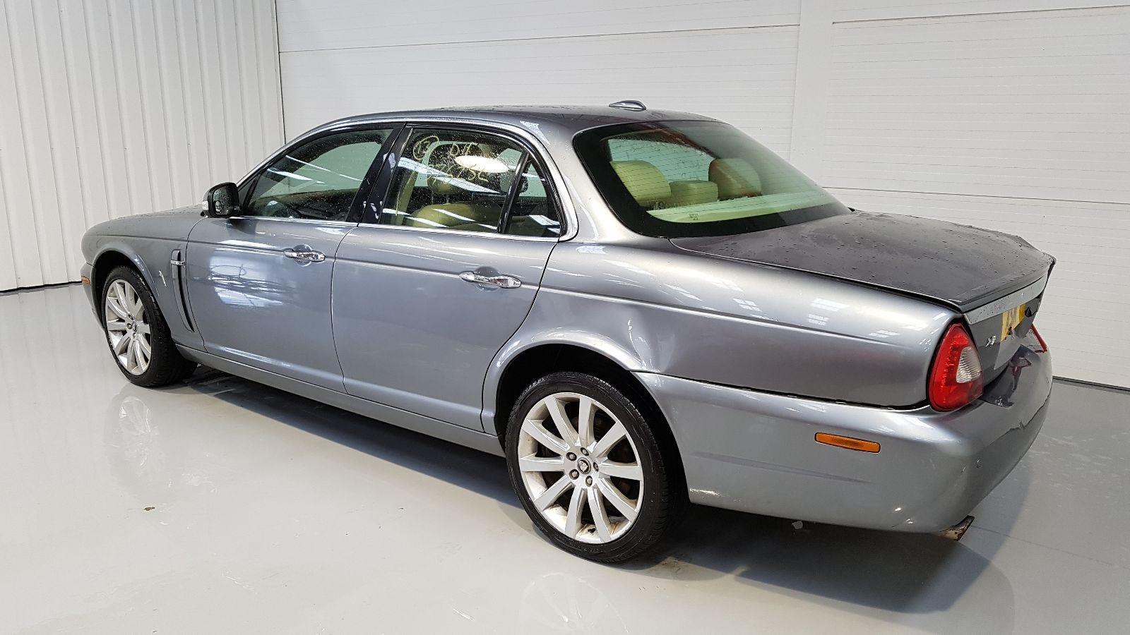 View Auto part Jaguar Xj 2007 4 Door Saloon