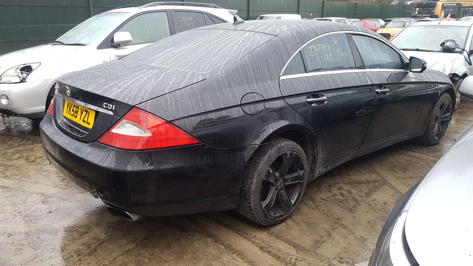 View Auto part Mercedes Cls Class 2008 4 Door Coupe