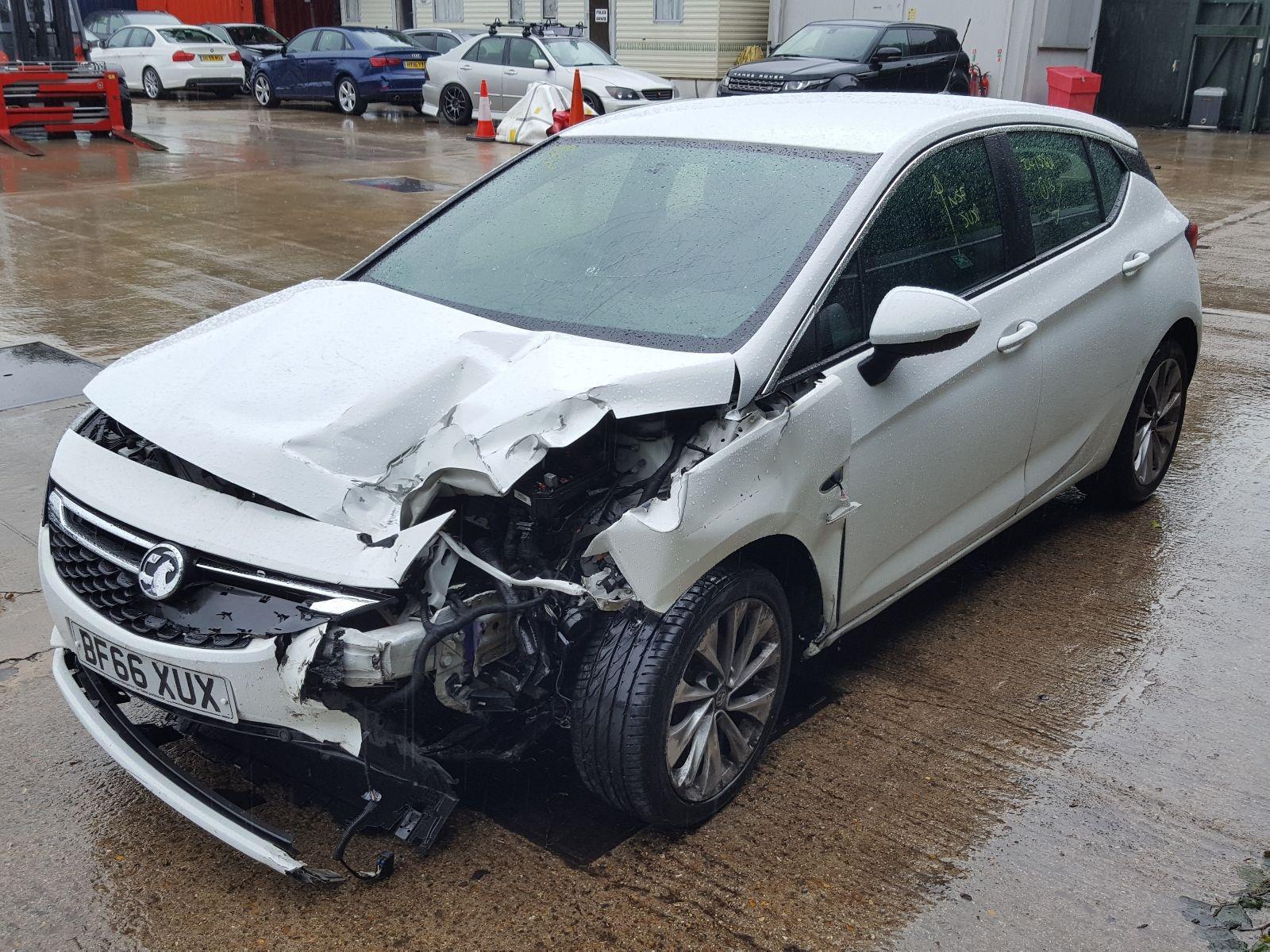 View Auto part Vauxhall Astra 2016 5 Door Hatchback