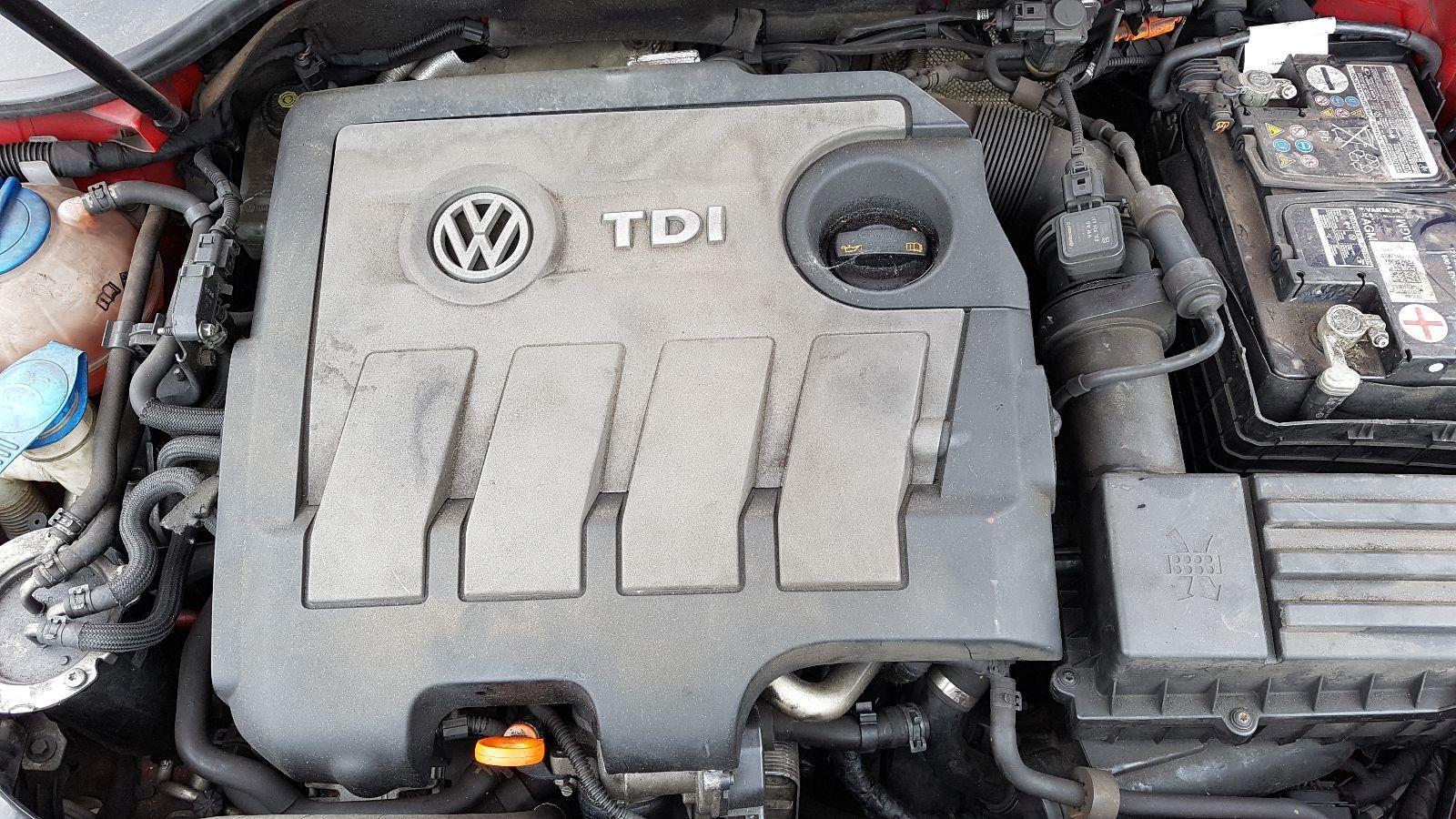 View Auto part Volkswagen Golf 2010 5 Door Hatchback
