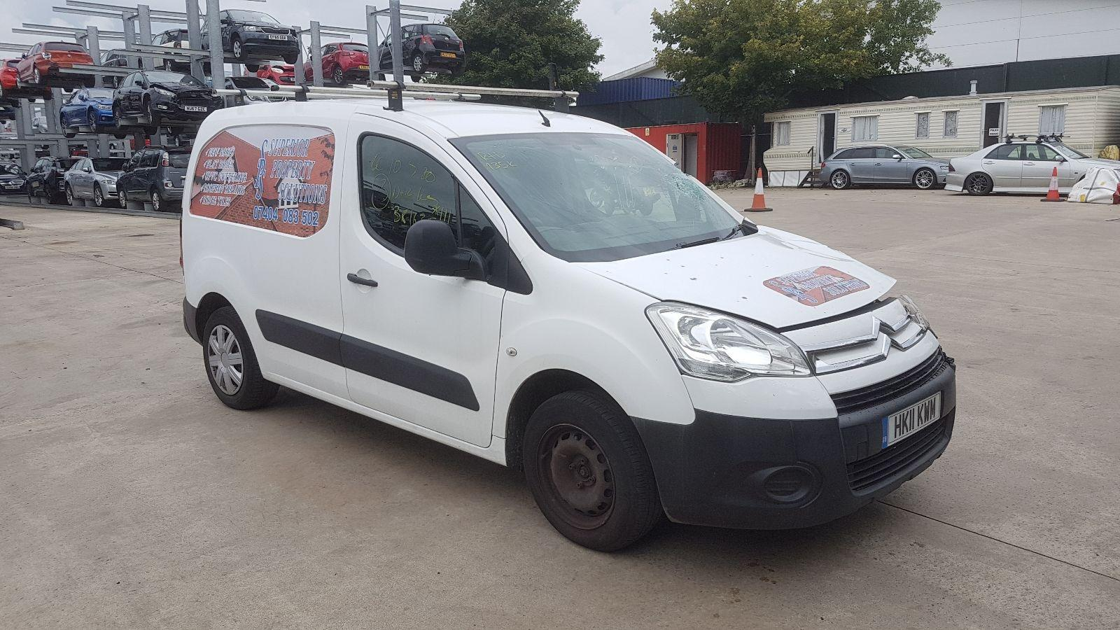 Image for a Citroen Berlingo 2011 2 Door Van