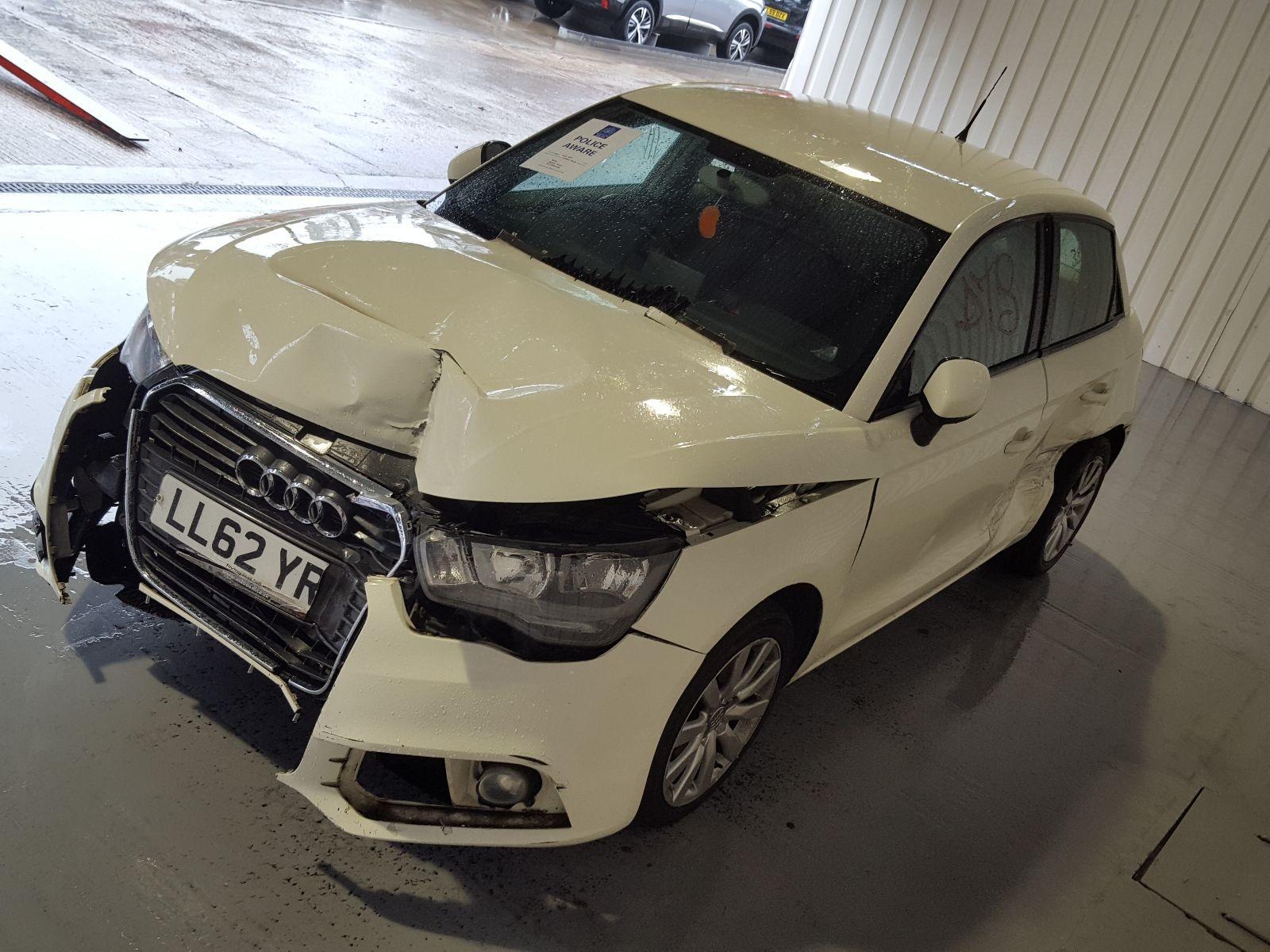 View Auto part Turbocharger Audi A1 2012